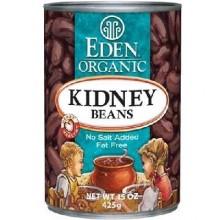 Eden Foods Kidney Beans Can (12x15 Oz)