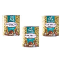 Eden Foods Garbanzos Beans Can (12x15 Oz)