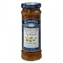 St. Dalfour Fig 100% Fruit Conserve (6x10 Oz)