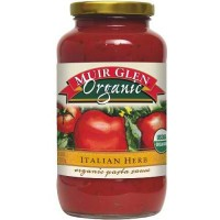 Muir Glen Italian Herb Pasta Sauce (12x25.5 Oz)