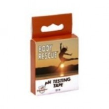 Body Rescue Body Ph Testing Tape (1xUNIT)