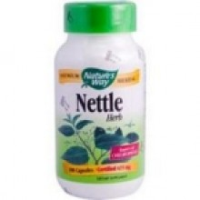 Nature's Way Nettle Herb 435 Mg (1x100 CAP)
