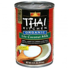 Thai Kitchen Lite Coconut Milk (12x14 Oz)