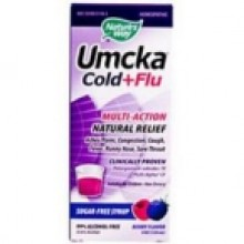 Nature's Way Umcka Cold & Flu Berry Syrup (1x4 Oz)