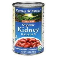 Westbrae Foods Kidney Beans Fat Free (12x15 Oz)