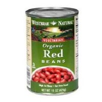 Westbrae Foods Red Beans Fat Free (12x15 Oz)