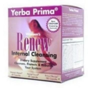 Yerba Prima Women's Renew Cleanse System (1xKit)