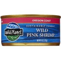 Wild Planet Wild Pink Shrimp (12x4 Oz)