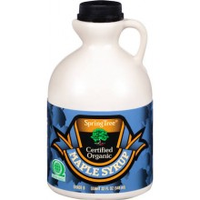Spring Maple Syrup Grade B Maple Syrup (1x32 Oz)