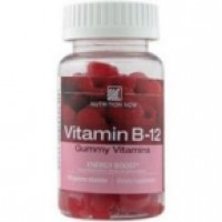 Nutrition Now Vitamin B-12 Gummy Chew (1x100 CT)