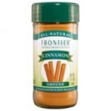 Frontier Herb 3% Ground Cinnamon (1x1lb)