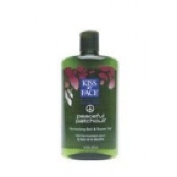 Kiss My Face Patchouli Bath Shower Gel (1x16 Oz)