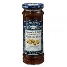 St. Dalfour Plum 100% Fruit Conserve (6x10 Oz)