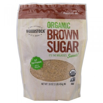 Woodstock Farms Brown Sugar ( 12x16 Oz)