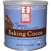 Equal Exchange Baking Cocoa ( 6x8 Oz)