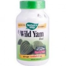 Nature's Way Wild Yam (1x100 CAP)