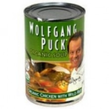 Wolfgang Puck Chicken Soup With Rice (12x14.5 Oz)