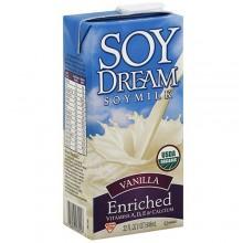 Imagine Foods Enriched Vanilla Soy Beverage (8x64 Oz)