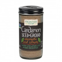 Frontier Herb Ground Cardamom Seed (1x2.11 Oz)