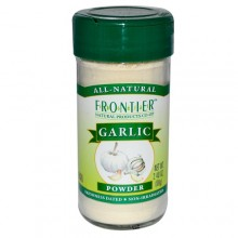 Frontier Herb Garlic Powder (1x2.56 Oz)