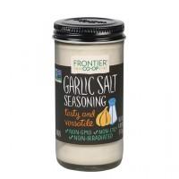 Frontier Herb Garlic Salt (1x4.16 Oz)