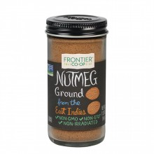 Frontier Herb Ground Nutmeg (1x1.92 Oz)