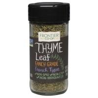 Frontier Herb Thyme Leaf (1x.64 Oz)