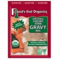 Road's End Organics Savory Herb Gravy Mix G/Free (12x1 Oz)