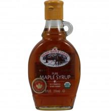 Shady Maple Farms Grade a Dark Maple Syrup Glass (12x12.7 Oz)