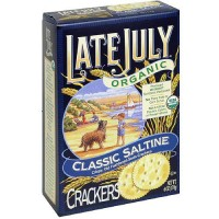 Late July Saltine Cracker (12x6 Oz)