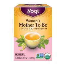 Yogi Woman's Mother-To-Be Tea (6x16 Bag)