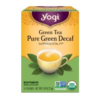 Yogi Simply Green Decaf Tea (6x16 Bag)