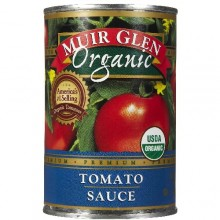 Muir Glen Regular Tomato Sauce (12x15 Oz)