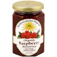 Mediterranean Organics Raspberry Preserves (12x13 Oz)