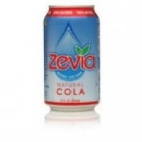 Zevia Natural Cola Diet Soda (4x6x12 Oz)