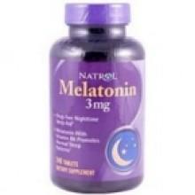 Natrol Melatonin 3 Mg (1x120 TAB)