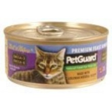 Pet Guard Cat Premium Feast Dinner (24x5.5 Oz)