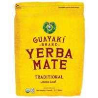 Guayaki Traditional Loose Tea (1x5 LB)