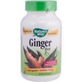 Nature's Way Ginger Root (1x100 CAP)