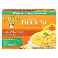 Annie's Deluxe Shells & Aged Wisconsin Cheddar (12x11 Oz)