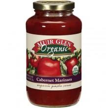 Muir Glen Cabernet Marinara Pasta Sauce (12x25.5 Oz)