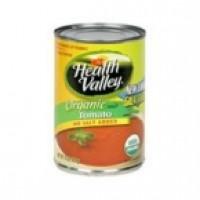 Health Valley Tomato Soup No Salt (12x15 Oz)