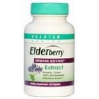 Quantum Health Elderberry Extract 400mg (1x60 CAP)