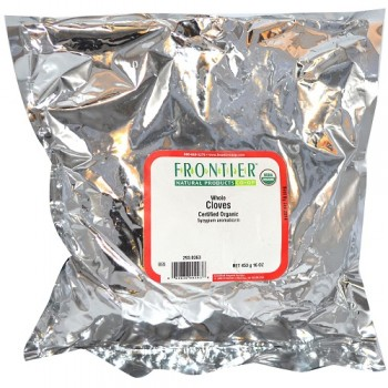 Frontier Herb Whole Cloves (1x1lb)