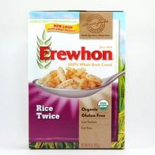 Erewhon Rice Twice Cereal (12x10 Oz)
