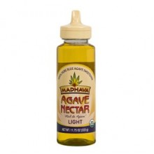 Madhava Honey Light Agave Nectar (12x11.75Z)