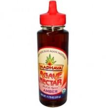 Madhava Honey Amber Agave Nectar (12x11.75Z)