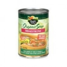 Health Valley Minestrone Soup No Salt (12x15 Oz)