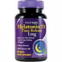 Natrol Melatonin 1 Mg Time Release (1x90 TAB)