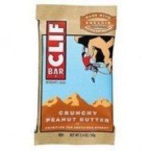 Clif Bar Crunch Peanut Butter Clif Bar Bar (12x2.4 Oz)